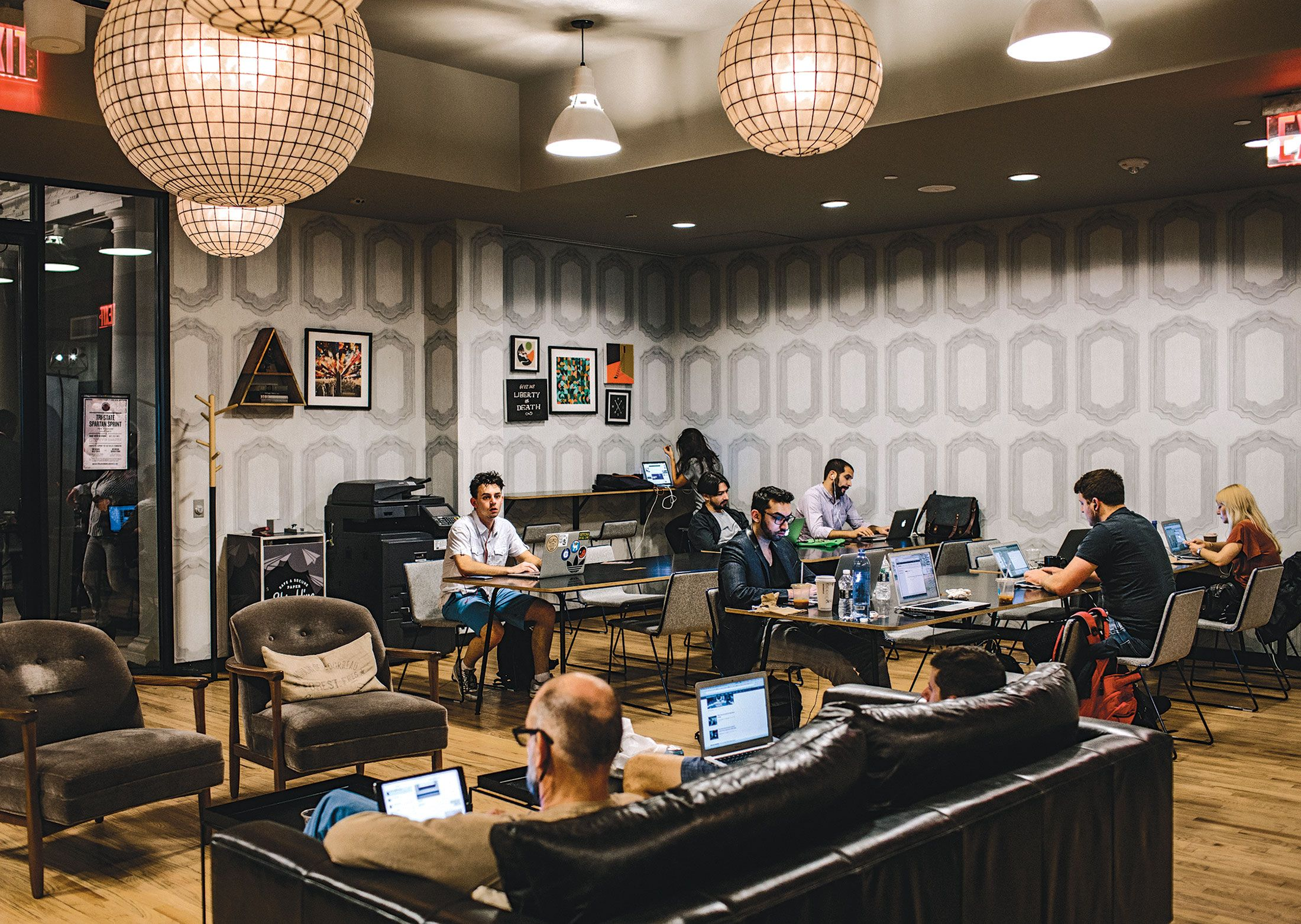 temporary office space minneapolis. WeWork: Real Estate Empire, Or Shared Office Space For A New Era? - Bloomberg Business Temporary Minneapolis