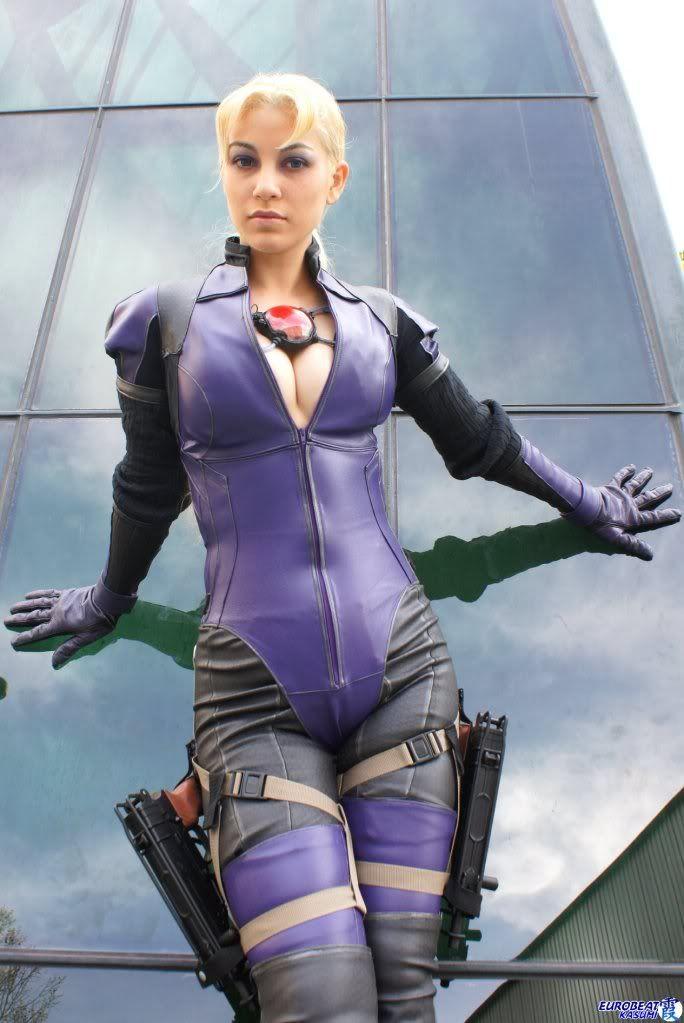 Jill Valentine Resident Evil cosplay | Nerd Porn