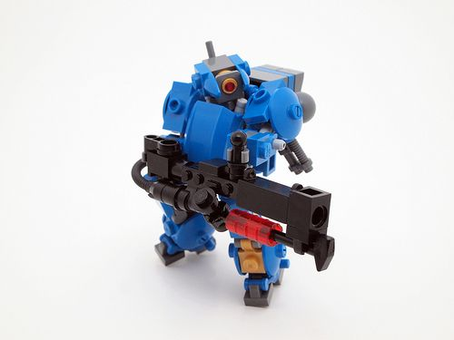 Cobalt Legion - Extra Weapons - Heavy Beam Cannon | Pinterest ...