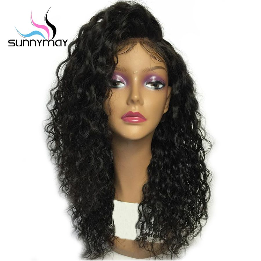 Sunnymay Ombre Human Hair Wig With Baby Hair Straight Lace Front Wig Pre Plucked Bob Wig Remy Glueless Lace Front Human Hair Wig Lace Wigs