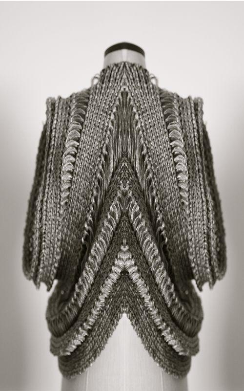 Paula Cheng serious knits