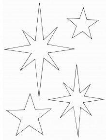 diy-anleitung: windlichter mit sternen | sterne basteln