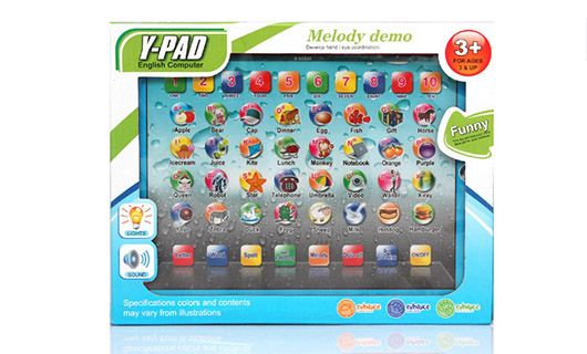 Get 46% #discount on Y-Pad English Computer Blue