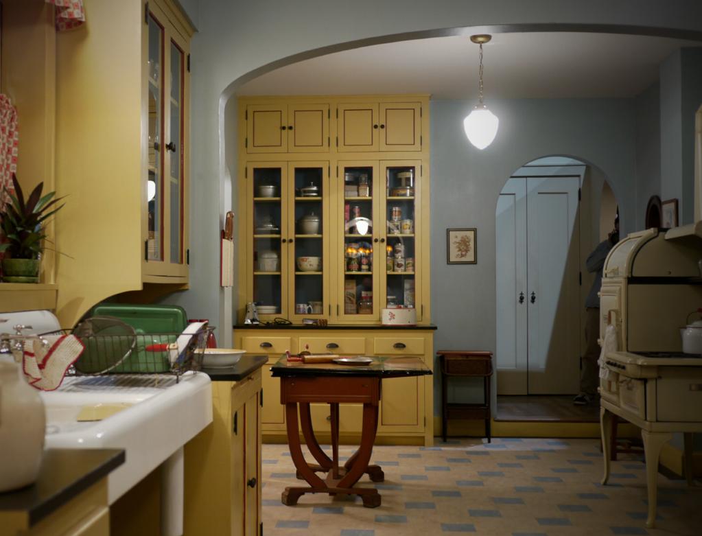 Ancient Industries Vintage Kitchen Residential Design Design