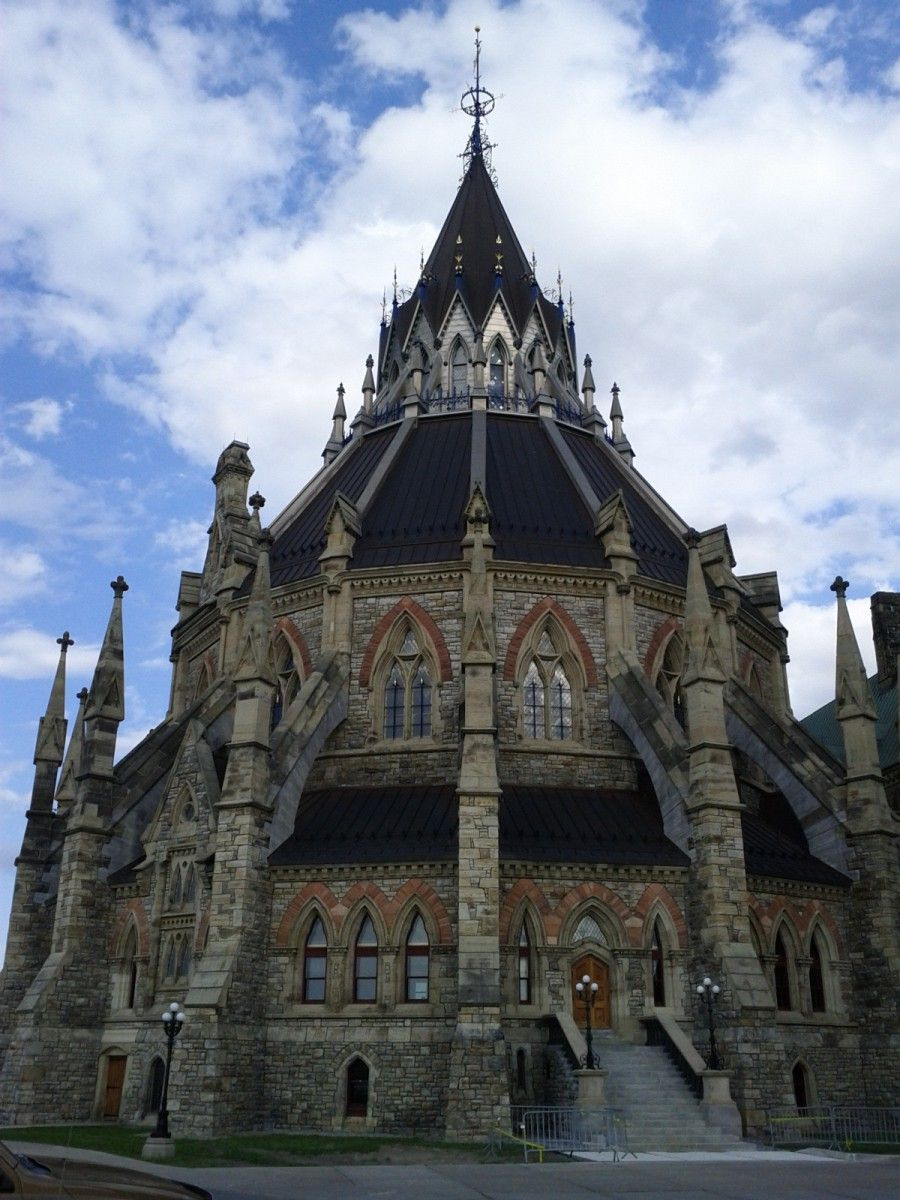 Library Of Parliament Ottawa Canada Unique Architecture Amazing Architecture Architecture