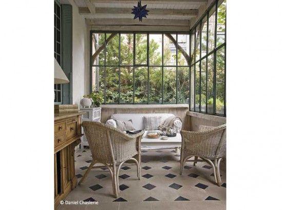Décoration intérieur : une déco comme en 1900 | Sleeping porch ...
