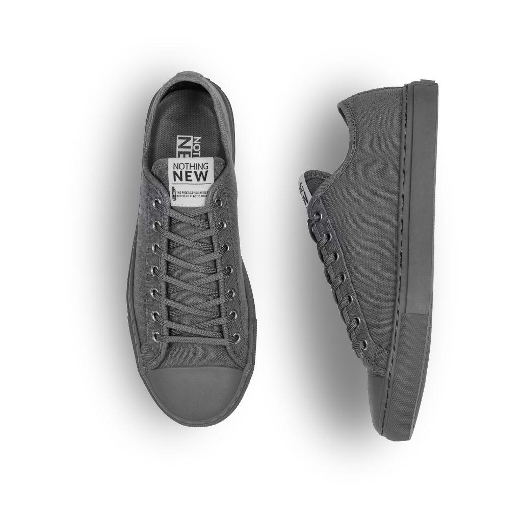 Men's Low Top   Grey   Durable shoes