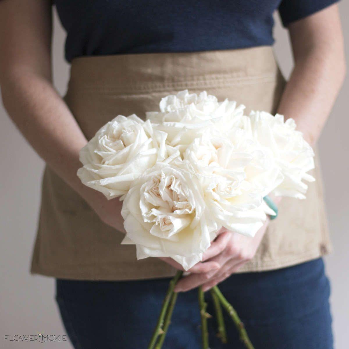 21++ White rose wedding bouquet diy ideas