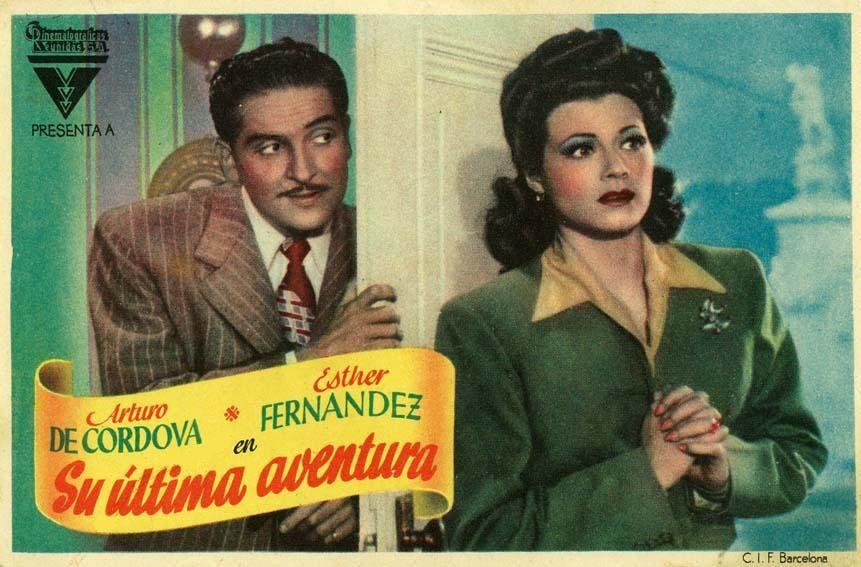 Su última aventura (1946) de Gilberto Martínez Solares - tt0038993 | Cine, Peliculas, Aventura