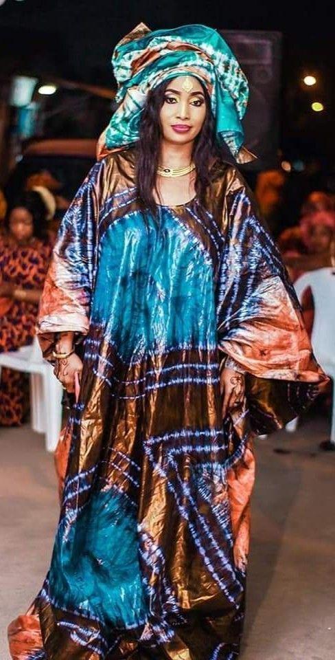 """Mode dinspiration: 15 modèles de tenues """"Thioup"""""""