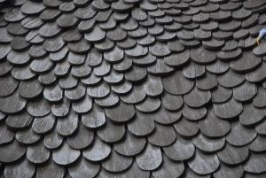 Wood shingles texture freebies textures pinterest for Fish scale shingles