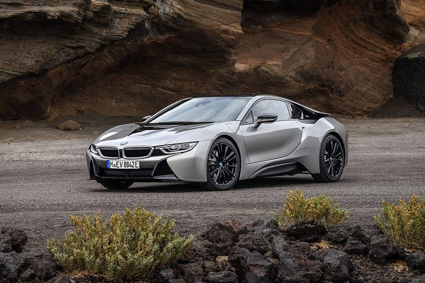 A More Powerful BMW i8s Could Shake Up The Supercar World