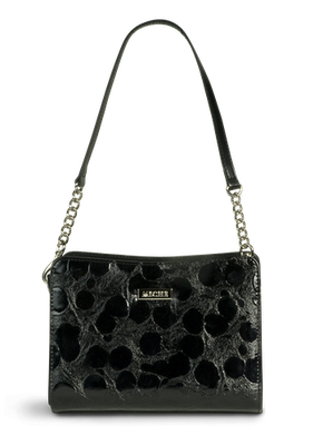 Ava is an all-purpose she that ever Miche Bag aficionado should have in her  collection. Its classic black faux patent leather material combined with  unique ... a0a297ee21820