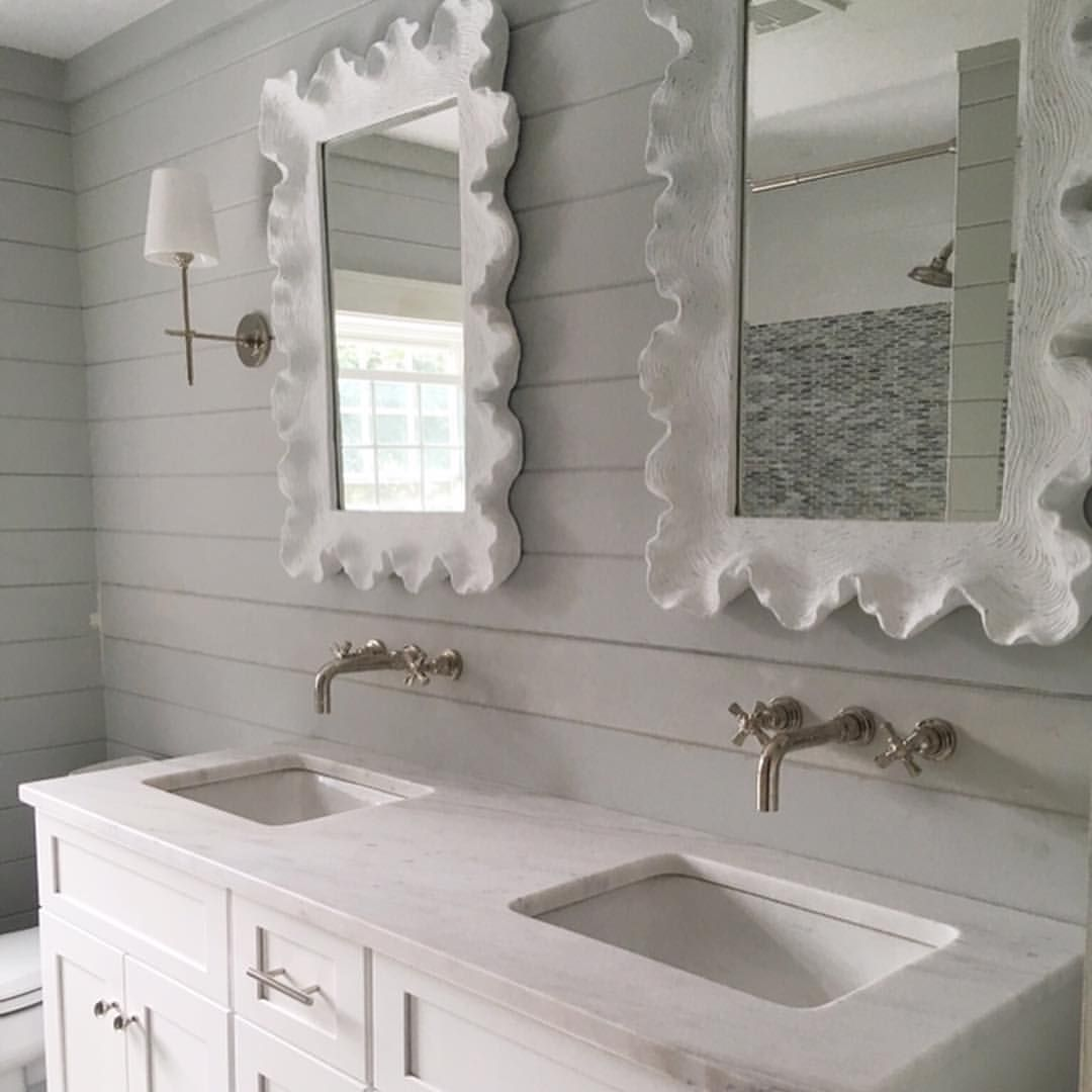 atoll mirrors and wall mount faucets | sixth street | pinterest