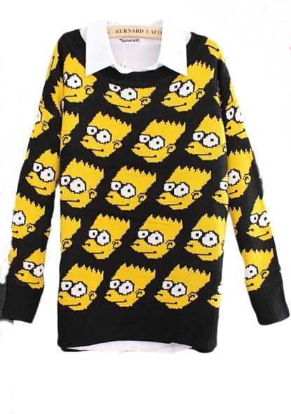 Casaco Bart Simpson - Ref.014