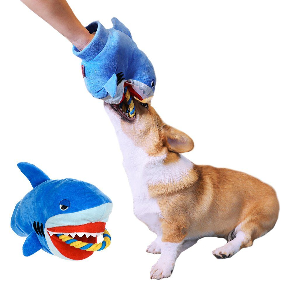 Muyaopet Interactive Dog Squeaky Toy For Golden Retriever Large