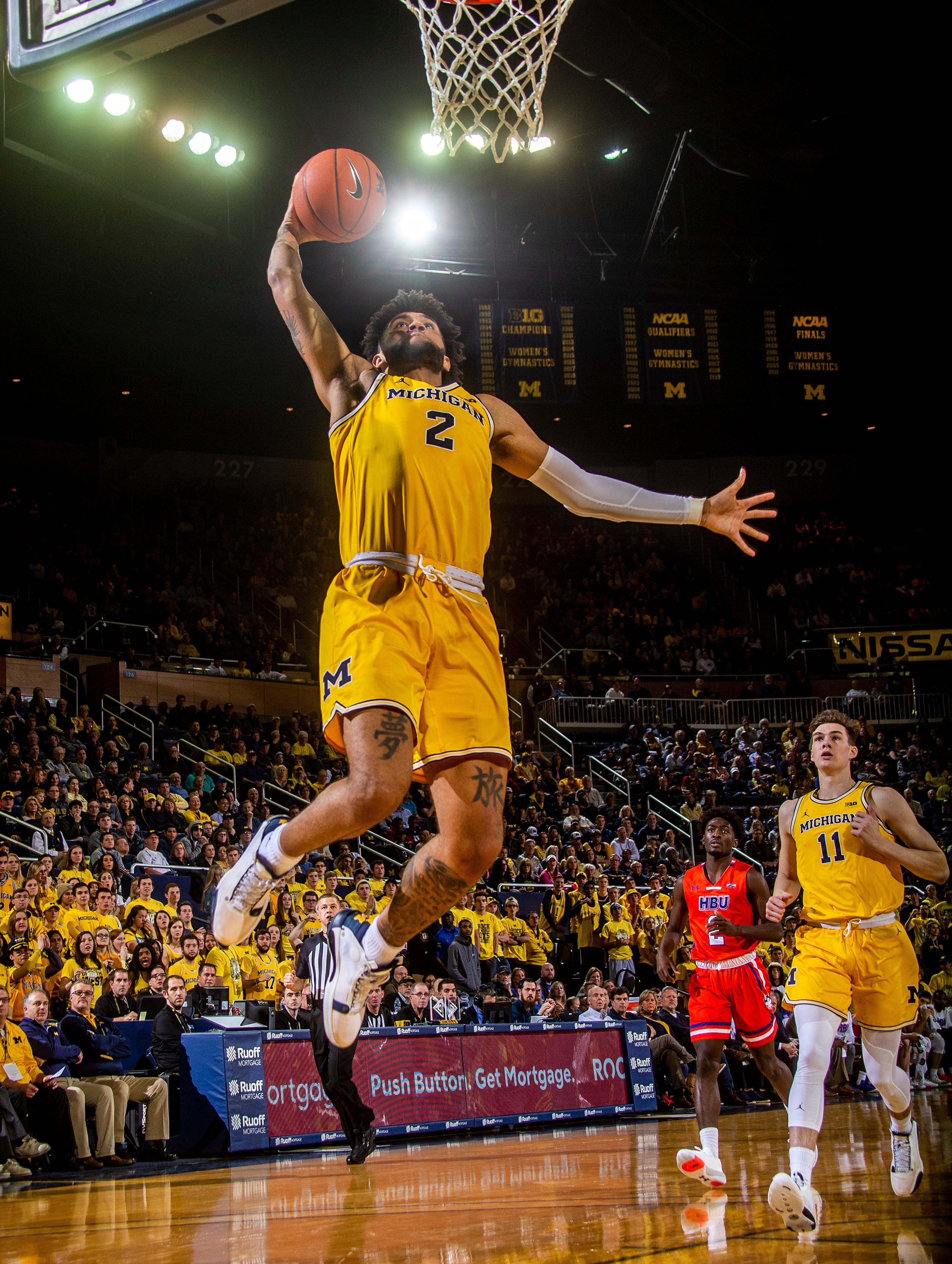 Michigan Basketball S Isaiah Livers Trying Be The Next Klay Thompson Here S How Basketball Nba News Michigan Sports