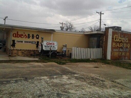 Abe's BBQ, Clarksdale, MS