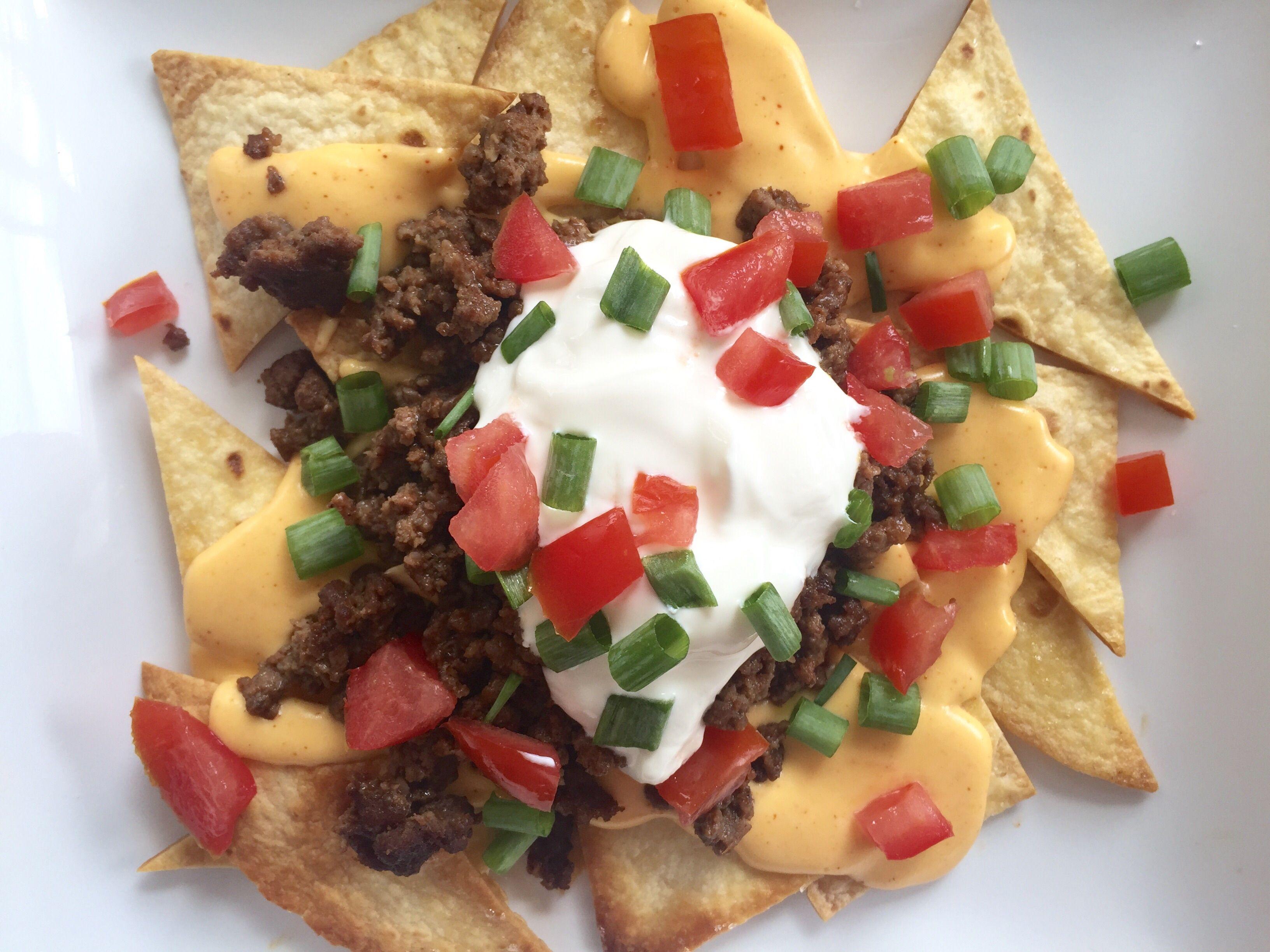 Keto Copycat Recipe Taco Bell Nacho Supreme R Ketorecipes Vegan Fast Food Nachos Supreme Healthy Snacks Recipes