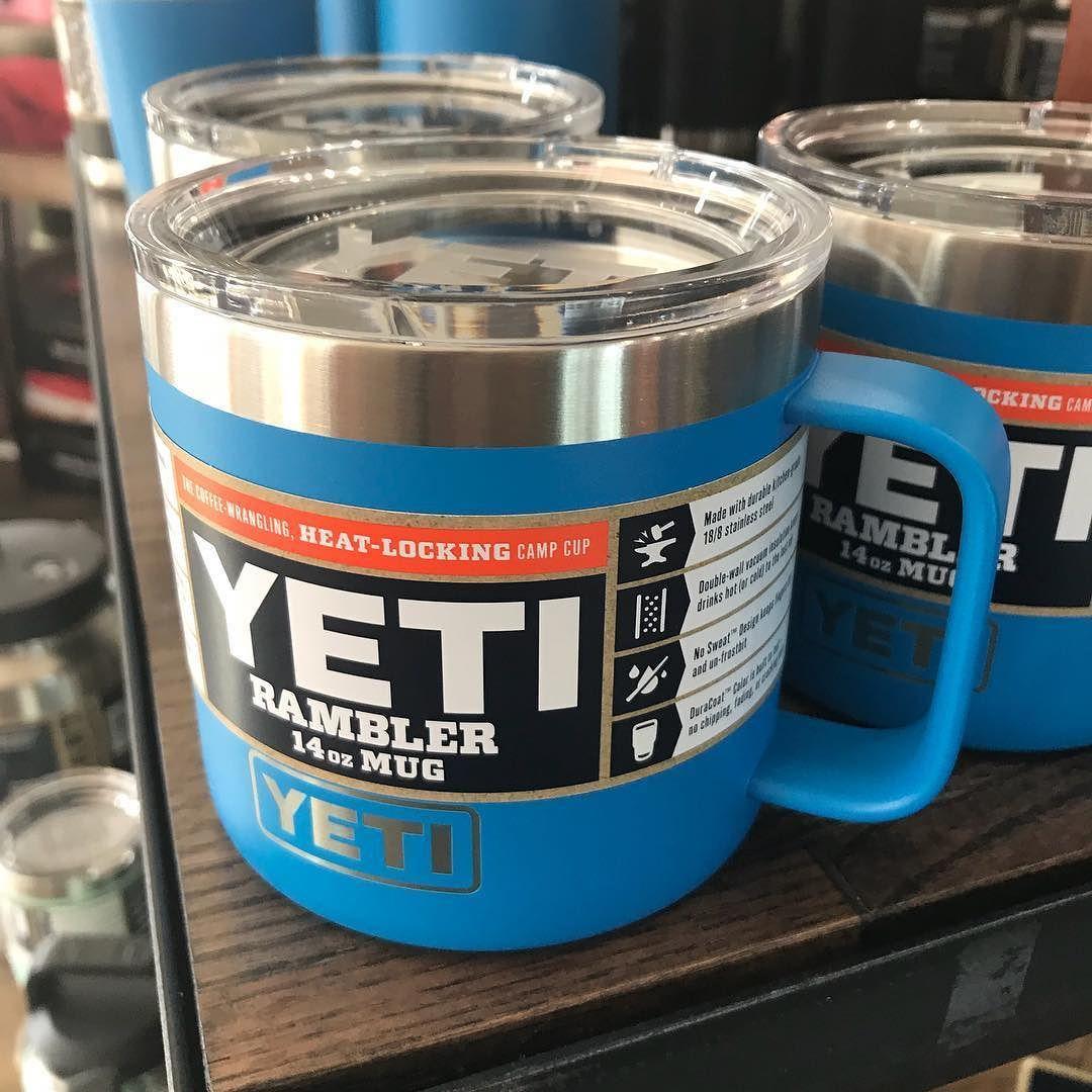 Have you seen the NEW Yeti 14oz mug? Same great quality
