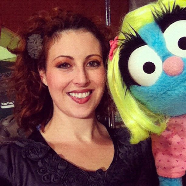 This Is Hannah Ingram And Her Pal, Kate Monster. Avenue Q