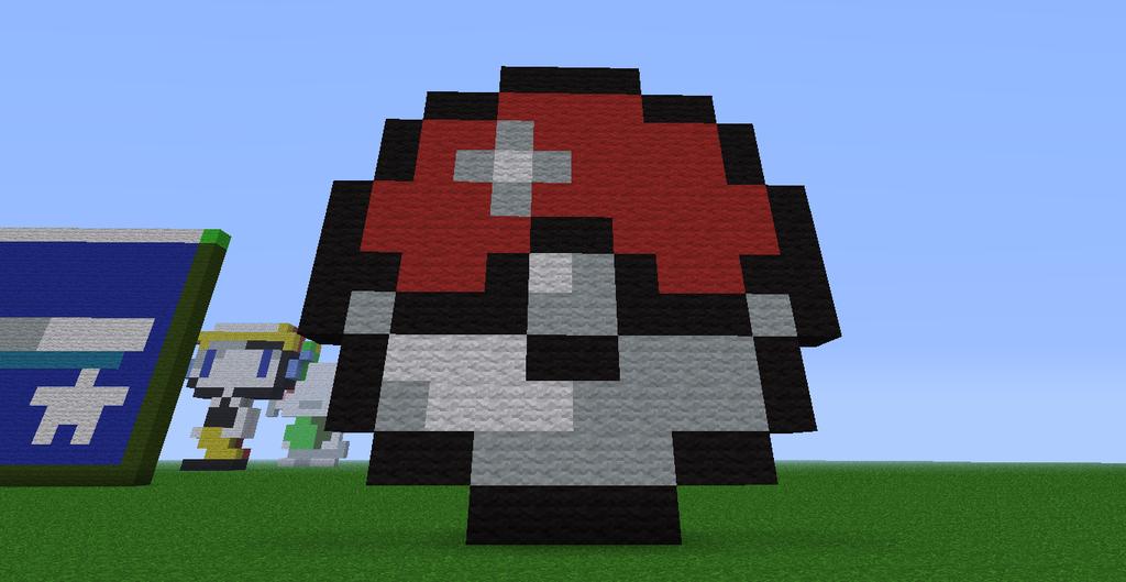 Pixel Art Minecraft Easy Pokemon 77633 Loadtve