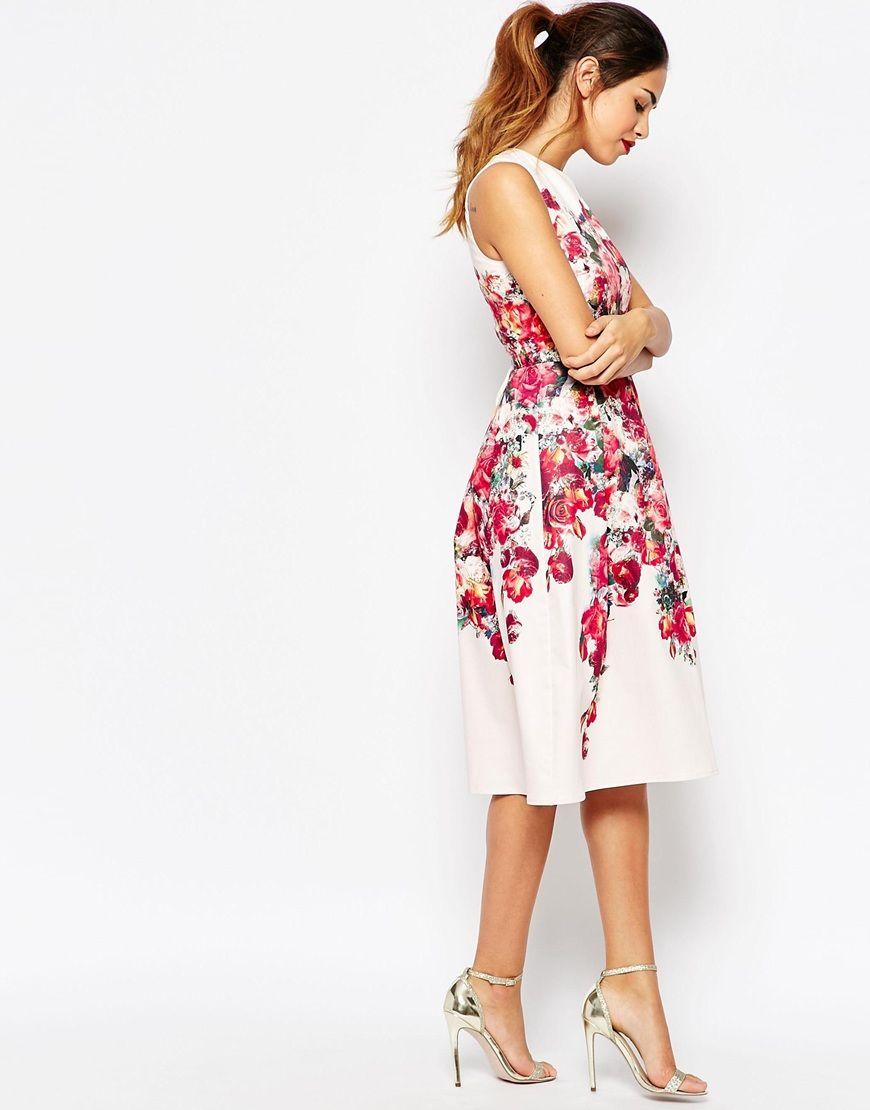 Prom Dress Vintage Fashion