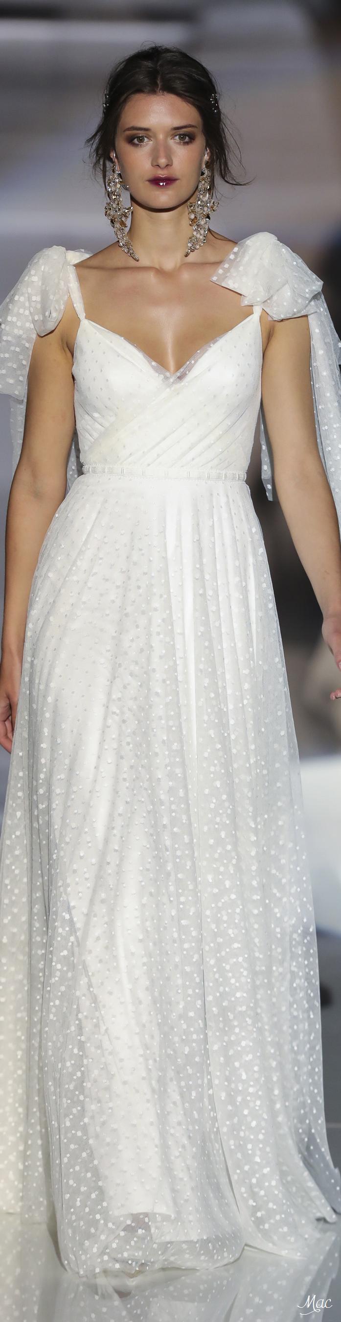 Spring 2018 Bridal Jesus Piero | •HERE COMES THE BRIDE• | Pinterest ...