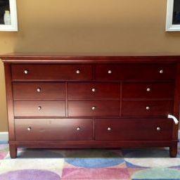 Thomasville Furniture Bridges 2 0 Drawer Dresser 130 Thomasville Furniture Furniture Master Bedroom Interior