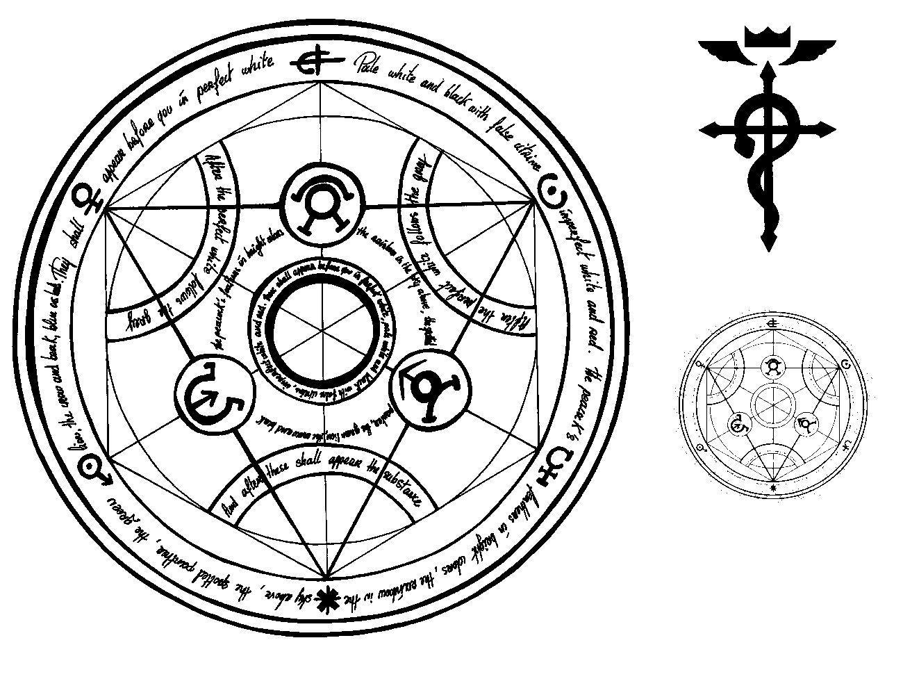 transmutation circle ideas pinterest alchemist fullmetal alchemist and alchemy. Black Bedroom Furniture Sets. Home Design Ideas