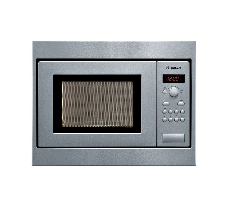Bosch Small Kitchen Appliances Nn Sd251wbpq Solo Microwave White Cooking Households And