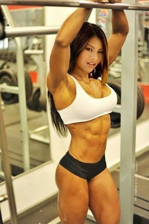 Bikini Fitness Model Sex - I find strong and fit women stunning to look at and am sharing some of my  favorites. I claim no ownership of any of these photos and if they are  yours and ...