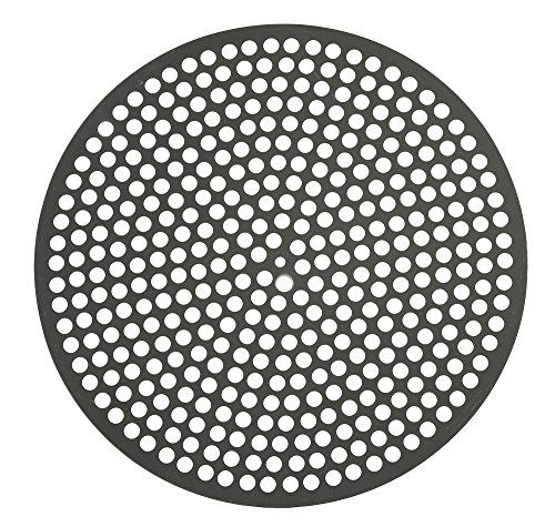 Lloyd Pans Quikdisk Preseasoned Pstk Anodized Aluminum 10 Inch Perforated Pizza Disk Case Of 12 Click On The Image For Additional D Pan Pizza Pizza Anodized