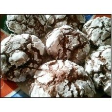 Ghiradelli brownie mix easy chocolate crinkle cookie recipe
