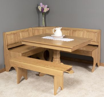 Kitchen Table Bench With Storage And Wooden Dining Chairs Ikea In ... Corner  NookCorner ...
