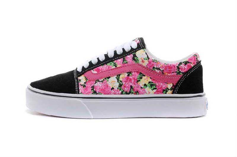 vans donna flower