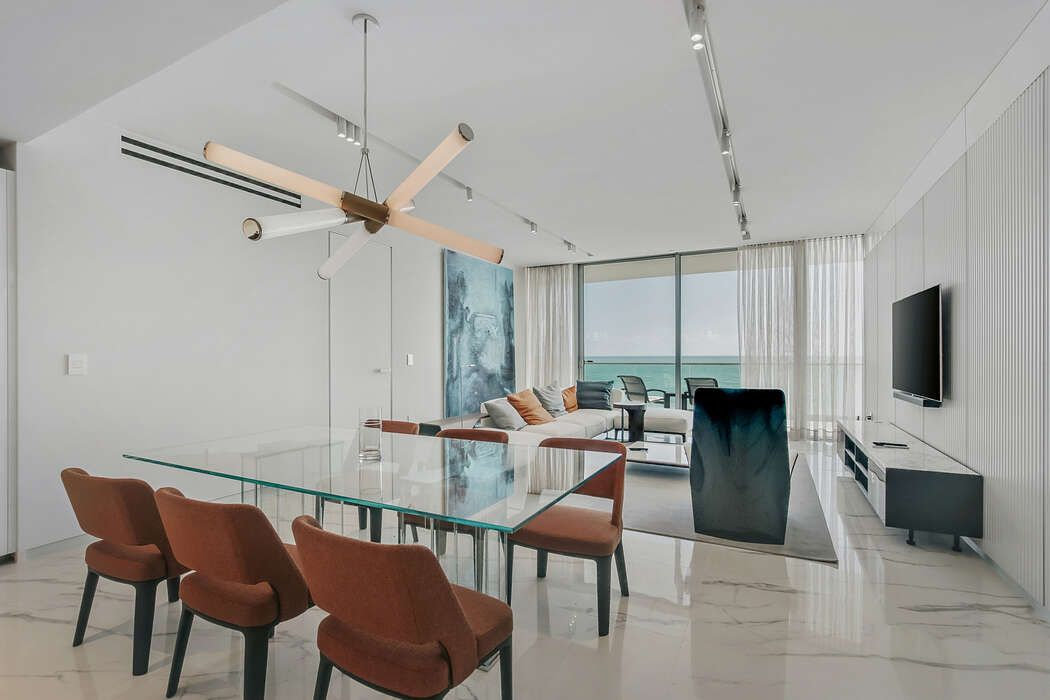 Miami Oceana Bal Harbour Apartment by YØDEZEEN | Modern ...