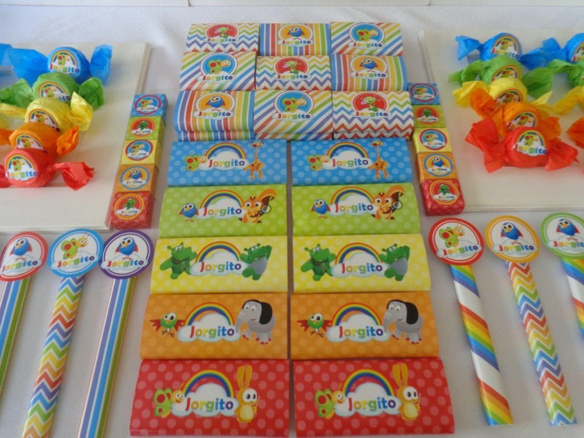 Resultado de imagen para plantillas candy bar 1 año varon baby tv ...