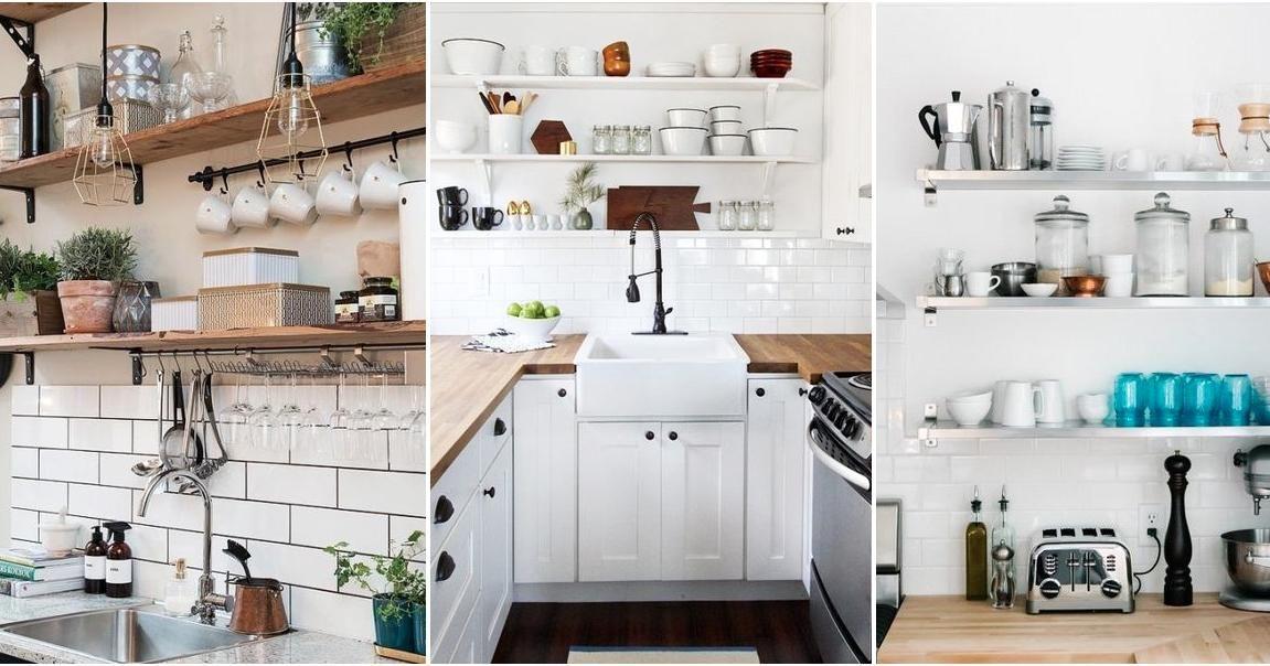 Moderno Ideas De Cocina Inteligentes Lavado De Cara Del Gabinete ...