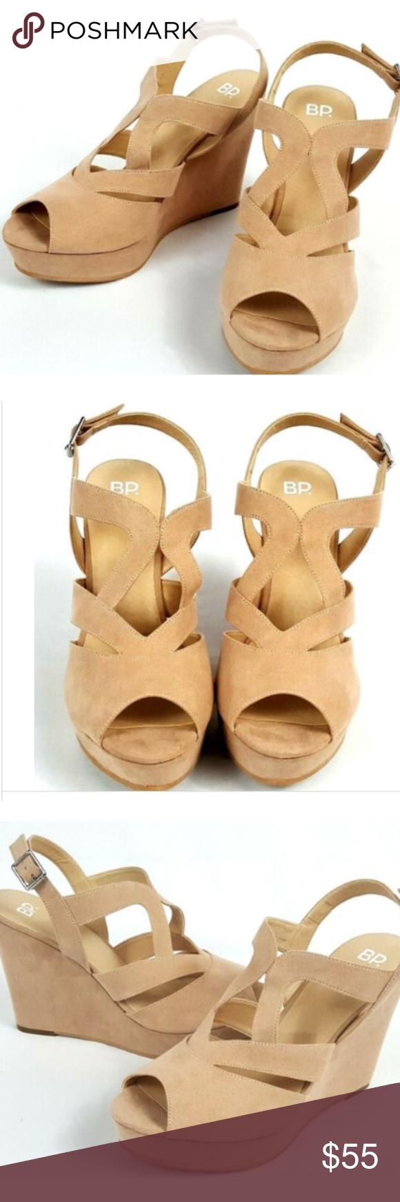 5baa995c2e4 Sunny Platform Wedge Sandal (Women) Shoe BP. Sunny Platform Wedge Sandal