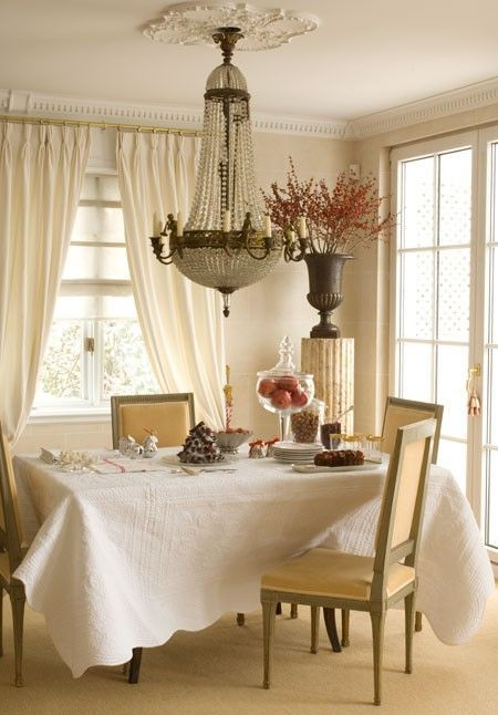 Photo Gallery: Global-Style Rooms -  Traditional French Country Dining Room | photo Angus McRitchie | House & Home I`m in dire need of a - #bohoFrenchDecor #coastalFrenchDecor #eclecticFrenchDecor #FrenchDecorcolors #FrenchDecordining #FrenchDecorgold #Gallery #GlobalStyle #photo #Rooms #shabbyFrenchDecor