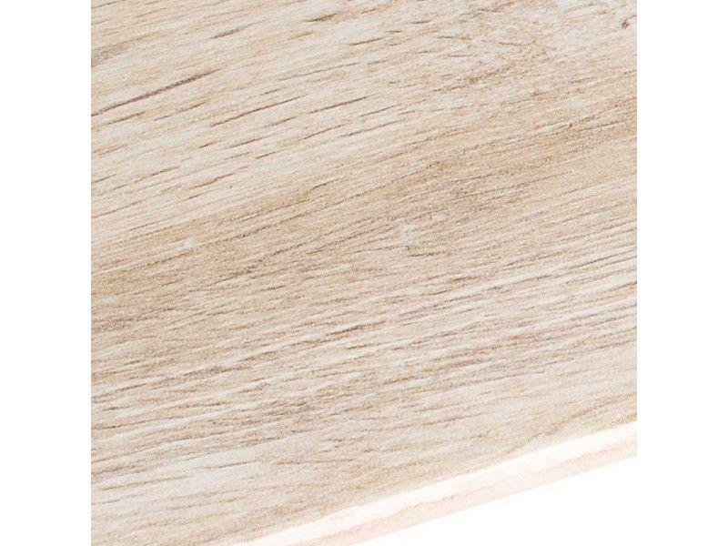 Holzoptik Feinsteinzeug Bodenfliese Sierra Beige 15,5 x 62 cm - fliesen beige