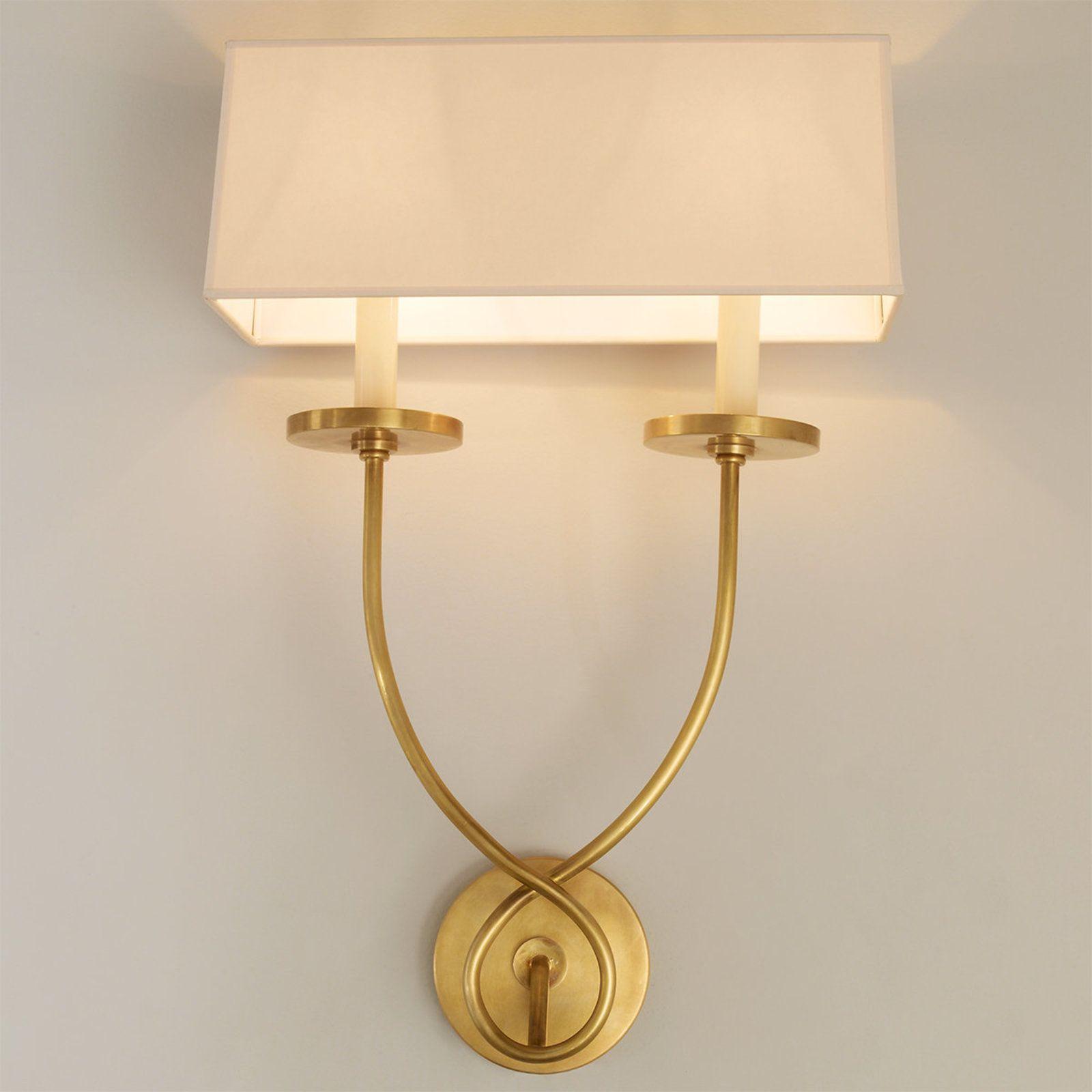 French Twist 2 Light Sconce Sconce Lighting Sconce Lighting Hallway Sconces