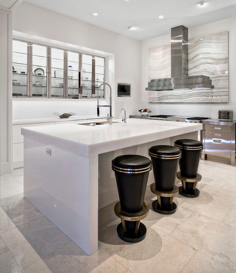 Photo of Art Deco kitchen ideas – chic interiors combining functionality and luxury