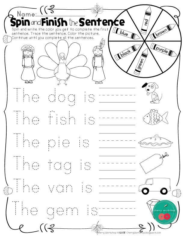 Ausgezeichnet Cvc Worte Arbeitsblatt Kindergarten Fotos - Mathe ...