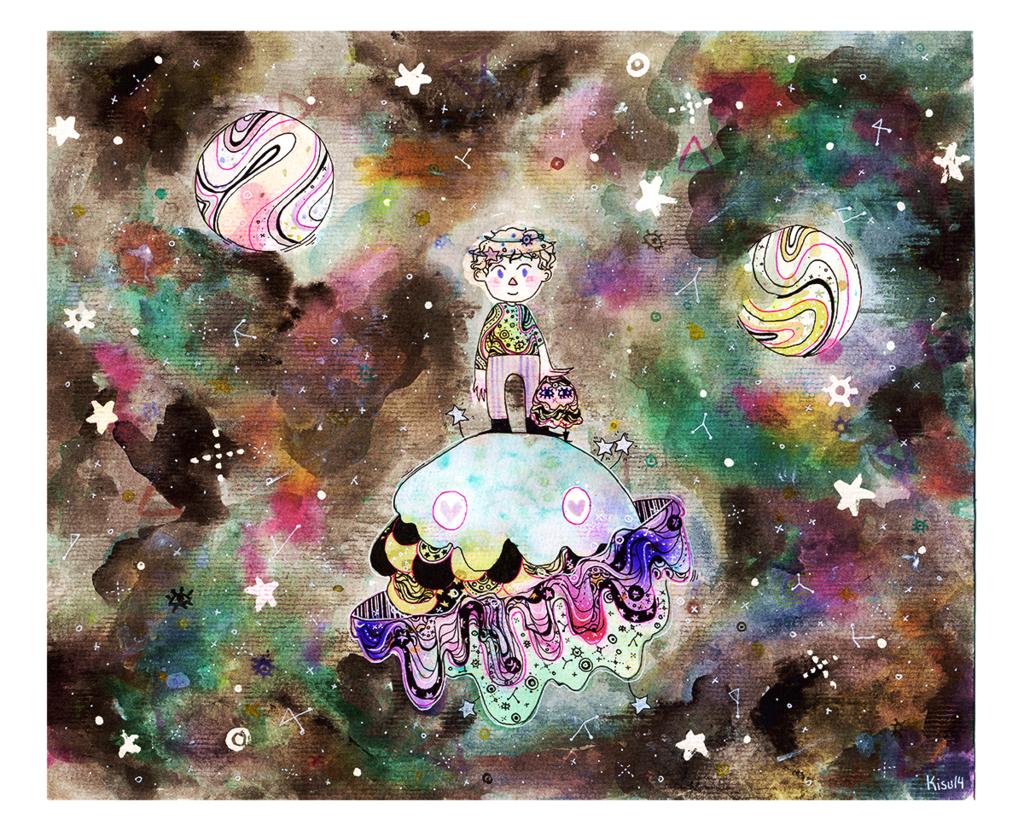 My World by Kisukiie.deviantart.com on @DeviantArt
