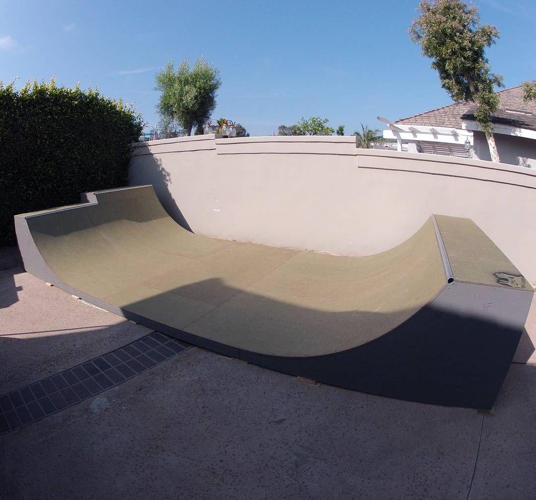 instagram skateboarding photo by 2x4miniramp 3 u0027x10 u0027 miniramp