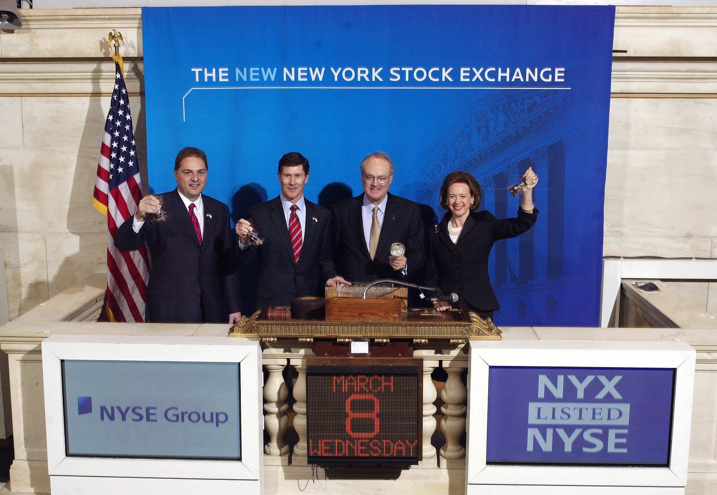 Pin On Wall Street History