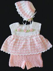 Jamie Baby Set Pattern Pack