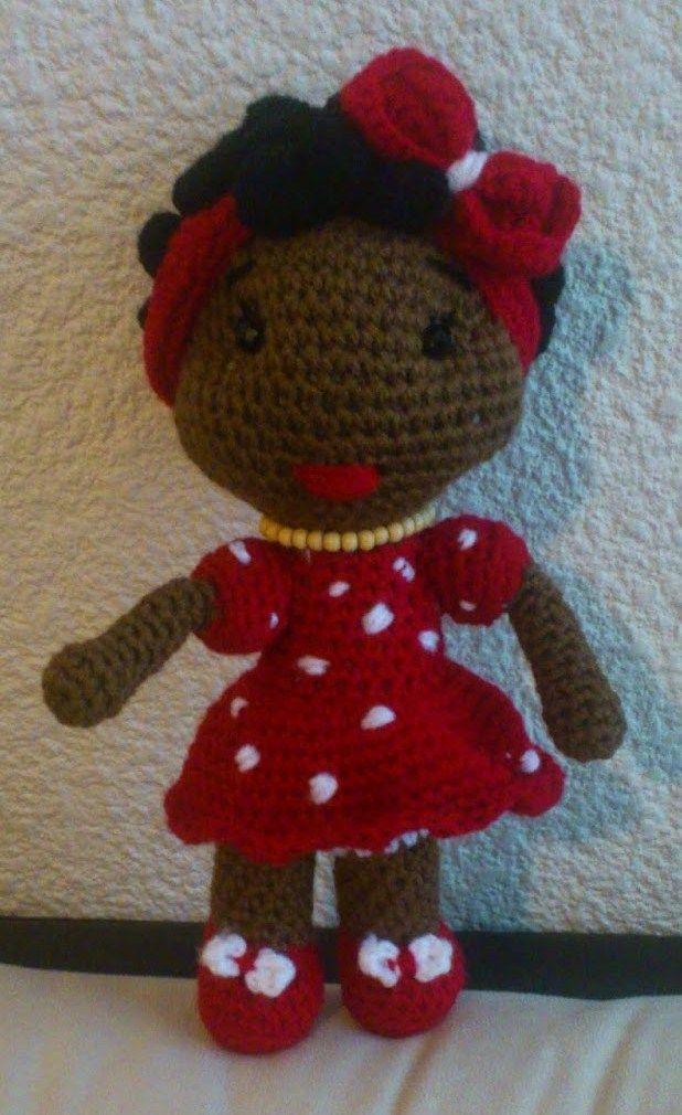 Pin de Liza Werner en crochet dolls free pattern en 2018 | Pinterest ...